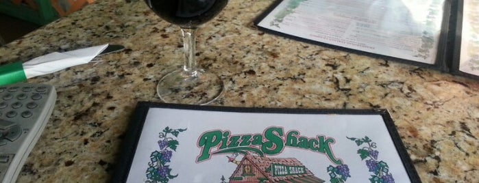 Pizza Shack is one of routine.