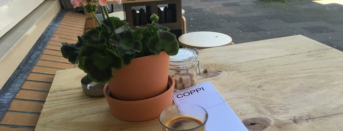 COPPI Koffie & Fietsen is one of Coffee to drink in CNW Europe.