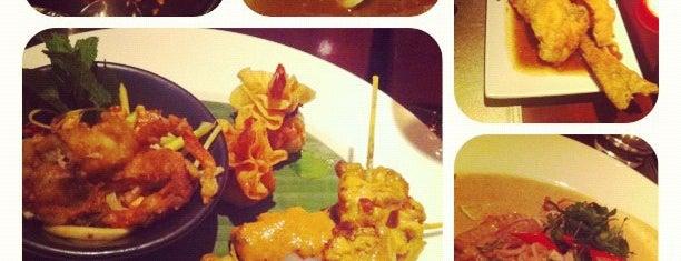 Patara Fine Thai Cuisine is one of London todos.
