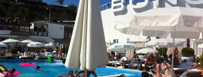 Bono Beach Club is one of Одесса.