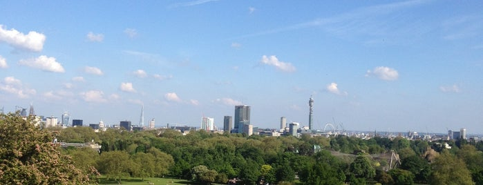 Primrose Hill is one of A Weekend in the City of London.