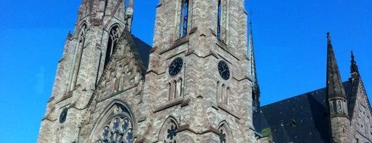 Église Saint-Paul is one of Strasbourg - Capitale de Noël - #4sqcities.