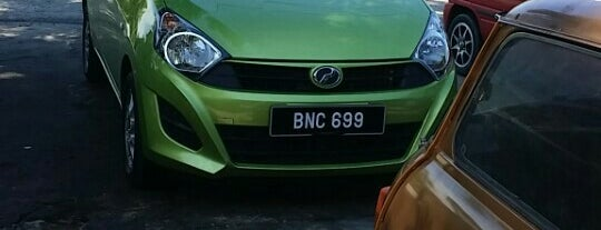 Zaini Motor is one of Explorer @ Kuala Kangsar.