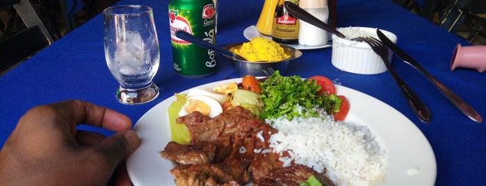 Restaurante JB - Papa Chibé is one of Orte, die Gunther gefallen.