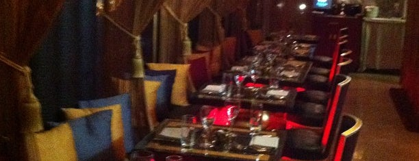Mamounia Lounge is one of London 🇬🇧.