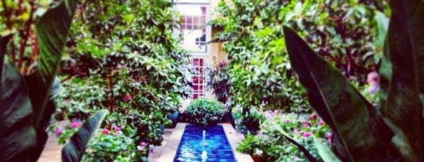United States Botanic Garden is one of 36 hours in...Washington DC.