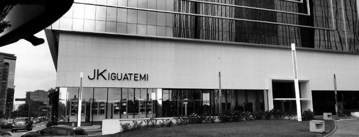 Shopping JK Iguatemi is one of Shopping Centers de São Paulo.