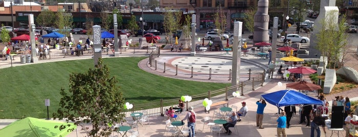 Main Street Square is one of Rapid City, SD.