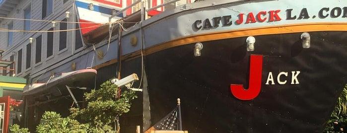 Cafe Jack is one of Nikki Kreuzer's Offbeat L.A..
