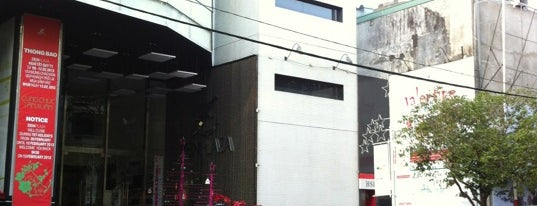 Zen Plaza is one of Japanese flair in Saigon.