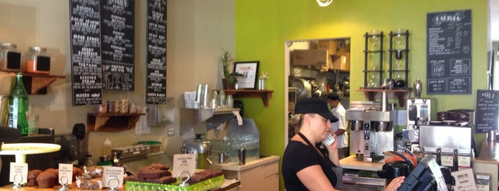 Planet Earth Eco Cafe is one of Food.