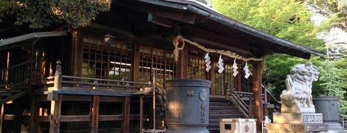 宇都宮二荒山神社 is one of サイクリング.
