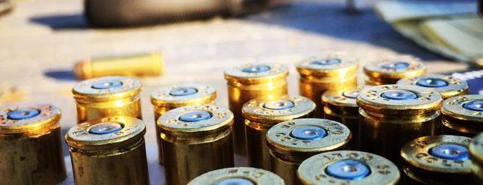 Burma Shooting Range is one of mine.
