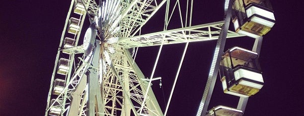 Grande Roue de Paris is one of Paris.