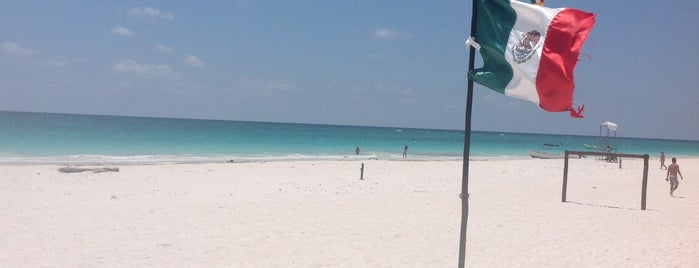Playa Pescadores is one of Tulum.