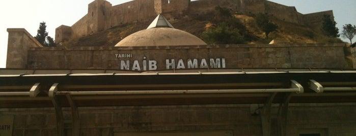 Tarihi Naib Hamamı is one of Gaziantep.