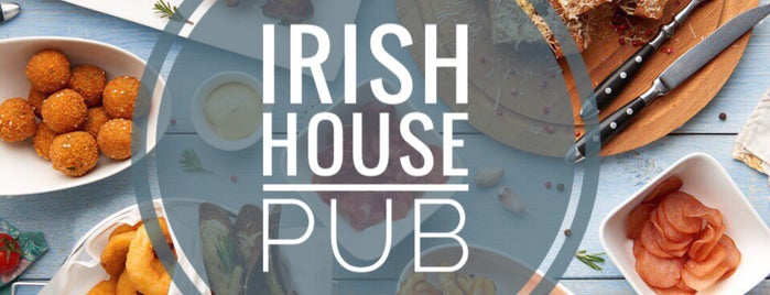 Irish House is one of Хочу.