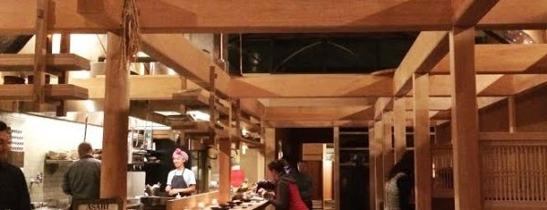 Rintaro is one of SF Eats to Try.