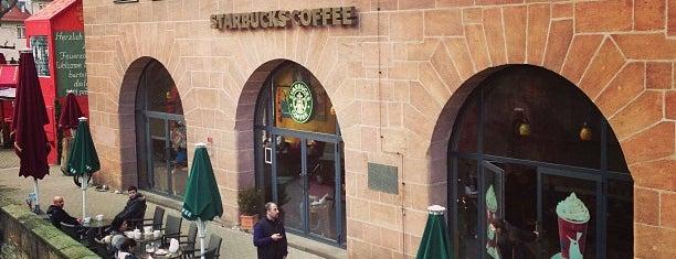 Starbucks is one of Super-Orte.