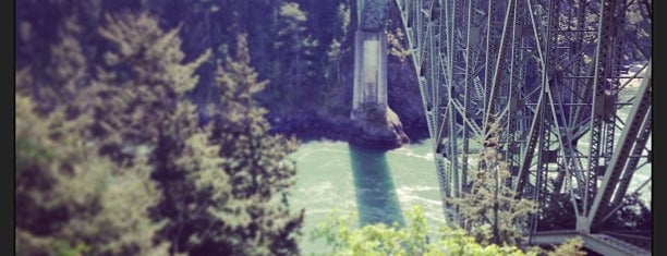 Deception Pass Bridge is one of Northwest Washington.