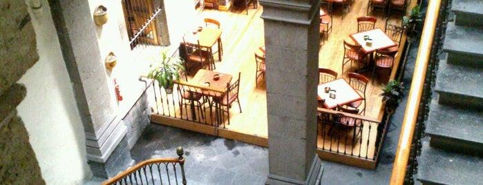 Plaza Capuchinas is one of Capitalino..