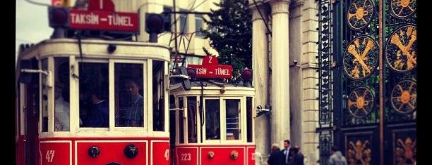 Galatasaray Meydanı is one of Seçkin Mekanlar.