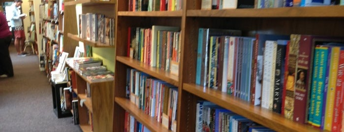 Warwicks is one of The 15 Best Bookstores in San Diego.