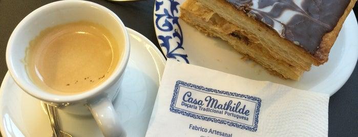 Casa Mathilde is one of Restaurantes.