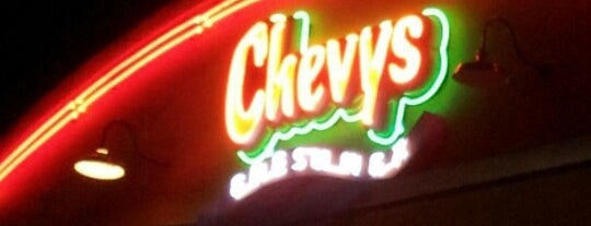 Chevys Fresh Mex is one of Lunch Run!!!.
