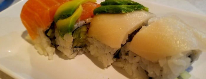 Fuji Sushi is one of The 15 Best Spacious Places in Jacksonville.
