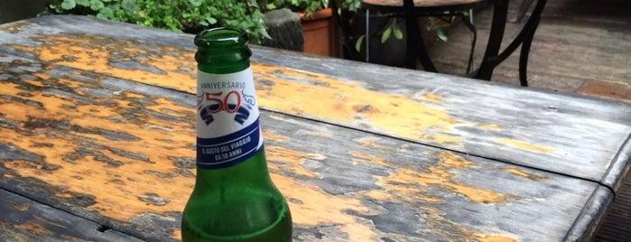 The Water Poet is one of London's Best Beer Gardens.