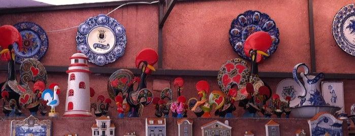 Restaurante Dona Florinda is one of Comer.