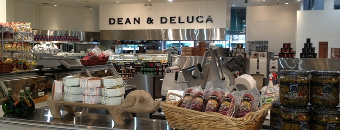 Dean & DeLuca is one of Favorite Places to Eat & Drink.
