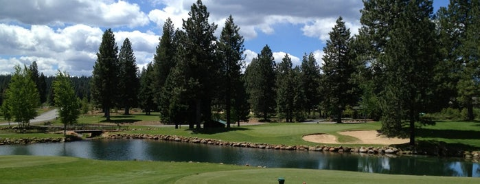 Bailey Creek Golf Course is one of All American's Golf Courses.