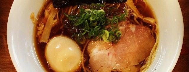 Menya Ishin is one of 関東のラーメン.