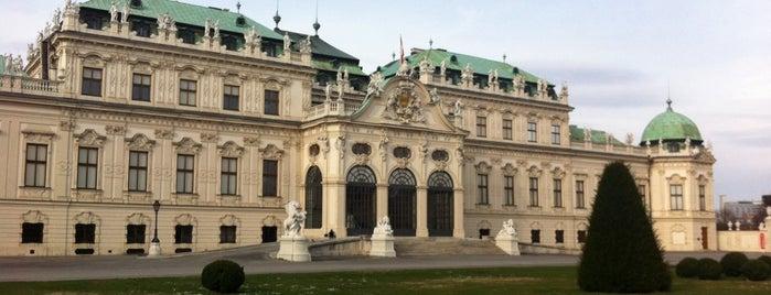 Upper Belvedere is one of Museen.