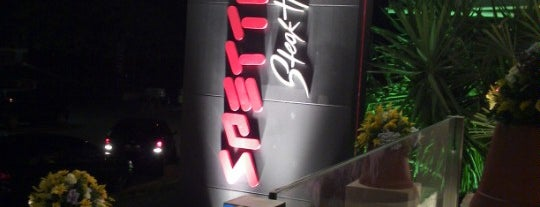 Spettus Steak House is one of prefeitura.