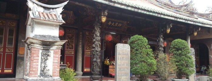 Dalongdong Baoan Temple is one of Taipei Travel - 台北旅行.