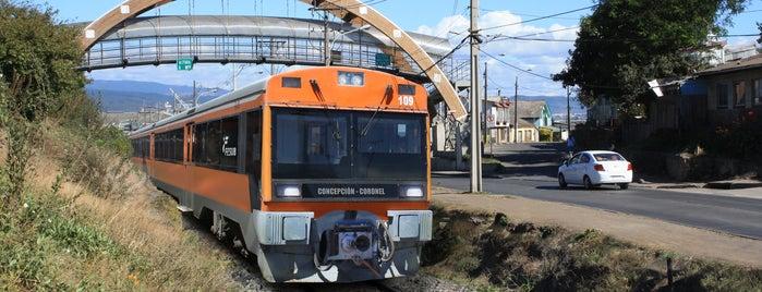 Estación Intermodal Coronel is one of #Coronel.