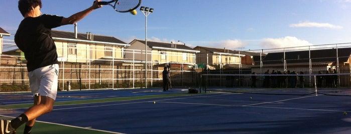Escuela de Tenis Coronel is one of #Coronel.