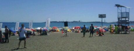 Playa Blanca is one of #Coronel.