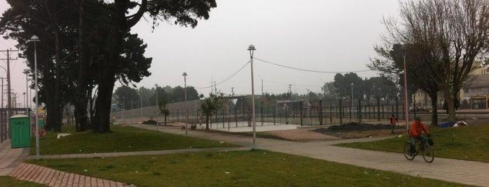 Parque Cristo Redentor Camilo Olavarría is one of #Coronel.
