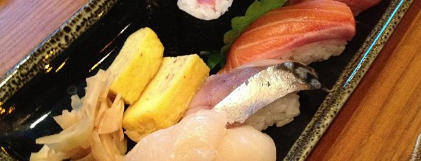 Shori Sushi is one of Food 1.