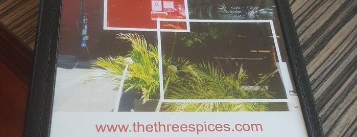 Three Spice Thai Kitchen is one of Eater Gardena/Torrance.
