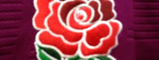 UK & Ireland Pro Rugby Grounds