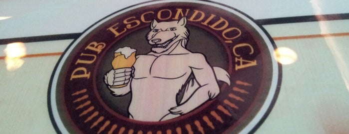 Pub Escondido, CA is one of When in Rio.