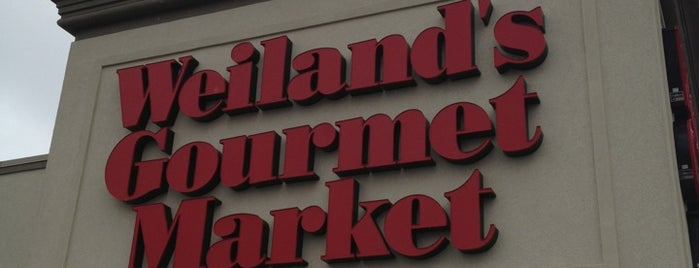 Weiland's Market is one of The 15 Best Places for Wine in Columbus.