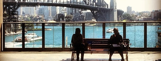 Circular Quay Station (Concourse) is one of Around The World: SW Pacific.