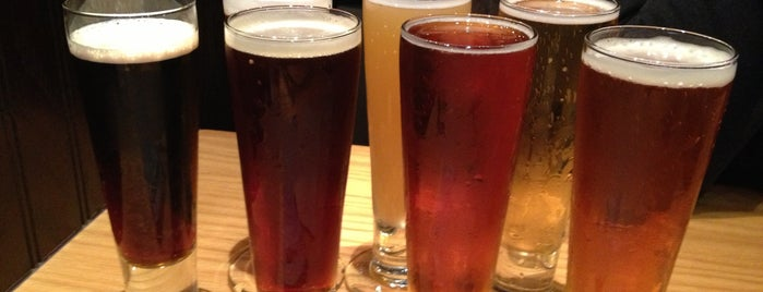BJ's Restaurant and Brewhouse is one of Happy Hour? Happy day!.
