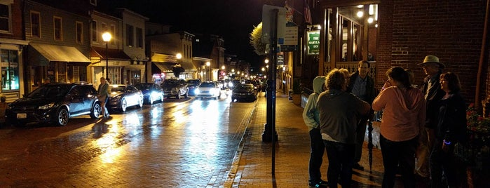 Annapolis Ghost Tour is one of Random.